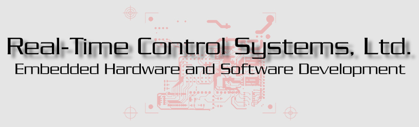 Real-Time Control Systems, Inc -Embedded Hardware and Software